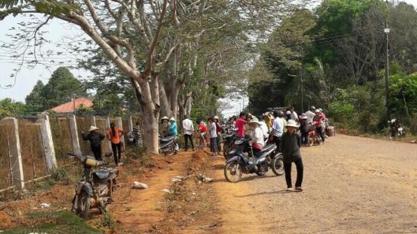 Đồng Nai: Nghi án người đàn ông bị giết trong lô cao su