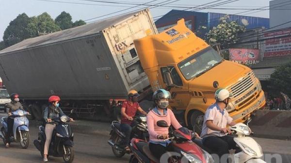 Đồng Nai: Hai vụ tai nạn cùng thời điểm, 1 phụ nữ tử vong