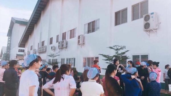 Đồng Nai: Gần 1.000 công nhân Pou Phong VN ngừng việc vì cho rằng nâng lương định kỳ chưa phù hợp