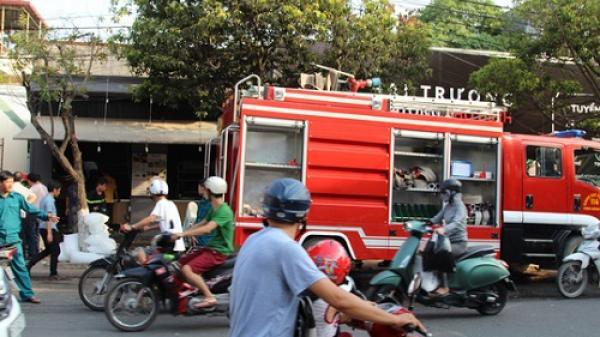 Đồng Nai: Cháy nhà, quán trà sữa tan hoang