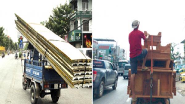 Đồng Nai: Thói quen xấu khi tham gia giao thông