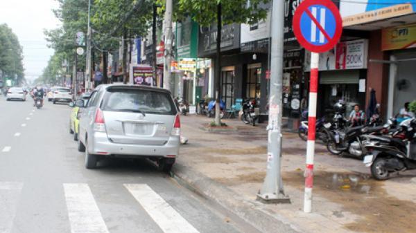 Đồng Nai: Đậu xe theo ngày chẵn, lẻ