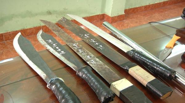 Đồng Nai: Triệt phá băng nhóm chuyên chém trước cướp sau trong đêm