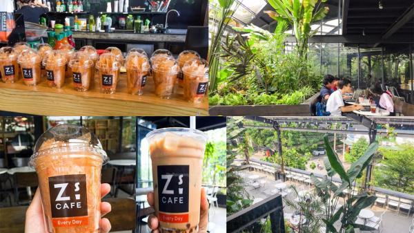 Quẩy tung quán cà phê có đồ uống ngon ngất ngây, view sống ảo thần thánh ở Đồng Nai