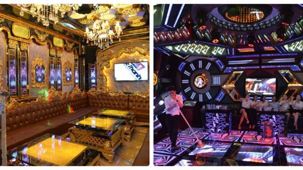 Quán Karaoke trang trí lộng lẫy và hiện đại bậc nhất tại Đồng Nai