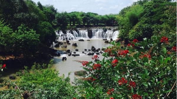 """Phát hiện thung lũng tình yêu""""xanh ngát xanh"""" ở Đồng Nai: Điểm lý tưởng để hẹn hò..."""