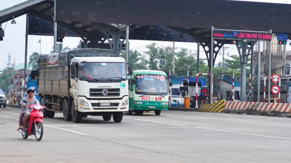BOT tuyến tránh Biên Hòa lên phương án đối phó tài xế trả tiền lẻ