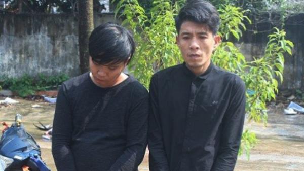 Đồng Nai: Bắt 2 thanh niên chuyên dùng xe Exciter cướp tài sản phụ nữ