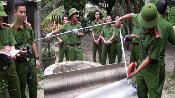 KINH HOÀNG: Nghi án mẹ ném con nhỏ xuống giếng rồi hô hoán bị bắt cóc