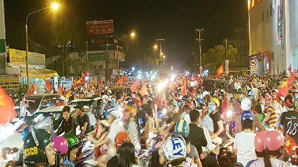 Đồng Nai: Tổng lực chống đua xe đêm chung kết lượt về AFF Cup