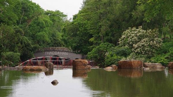 """Vui chơi """"bao đã"""" chỉ với 300k tại thác Đá Hàn tuyệt đẹp ở Đồng Nai"""