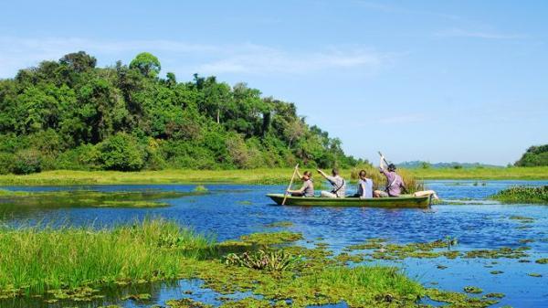 Trải nghiệm thiên nhiên kỳ thú tại vườn quốc ga Nam Cát Tiên