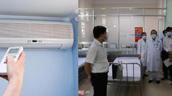 Hạn chế dùng máy lạnh để phòng virus corona
