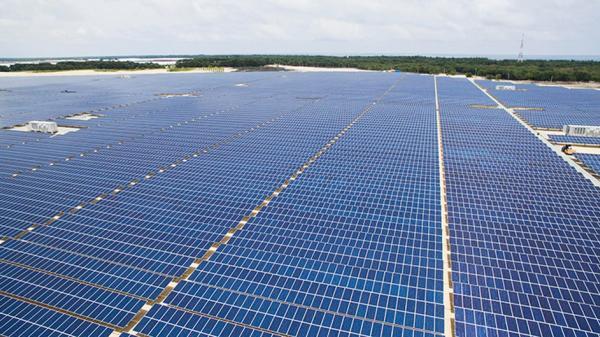 Ninh Thuận gọi đầu tư dự án nhà máy điện mặt trời 450 MW