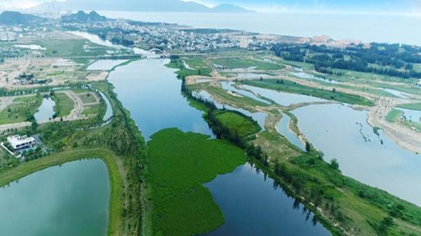 Đà Nẵng: Mở rộng đô thị ven sông Hòa Quý-Đồng Nò