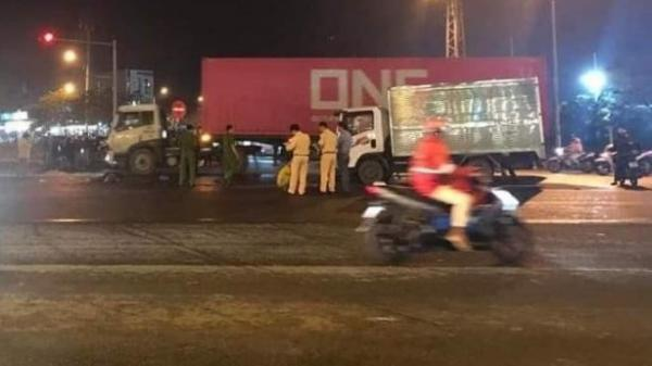 Đà Nẵng: Tông vào xe tải, nam thanh niên t.ử v.o.n.g tại chỗ