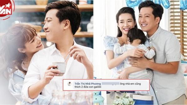 Nhã Phương vô tình tiết lộ kế hoạch sinh con thứ 2 cùng Trường Giang