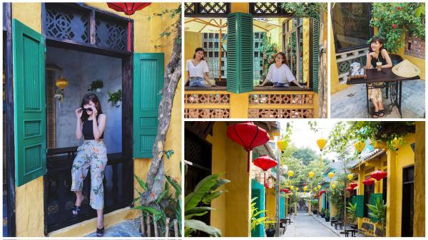 Xiu café: Góc Hội An giữa lòng Đà Nẵng