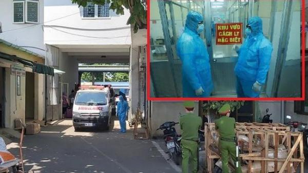 Đà Nẵng: Cắt 1 toa tàu, cách ly 4 người bay cùng chuyến với bệnh nhân nhiễm Covid-19 thứ 17