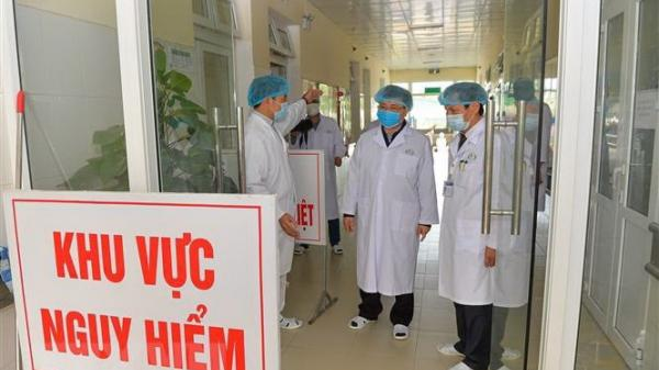 Bộ Y tế tiếp tục công bố ca thứ 31 nhiễm Covid-19, đang cách ly ở Quảng Nam, cùng chuyến bay VN0054