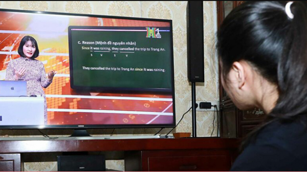 Cập nhật: Chi tiết lịch học qua truyền hình của các tỉnh thành