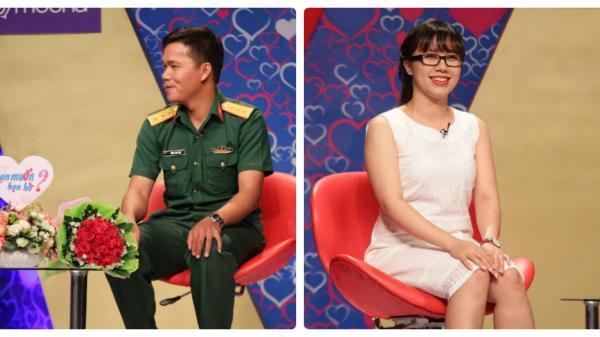 """Cô gái trẻ Đồng Nai quyết cưới anh chàng quân nhân ở """"Bạn muốn hẹn hò"""" sau hai tháng yêu nhau"""