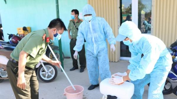 Hai bệnh nhân nhiễm Covid-19 ở Ninh Thuận âm tính lần 1