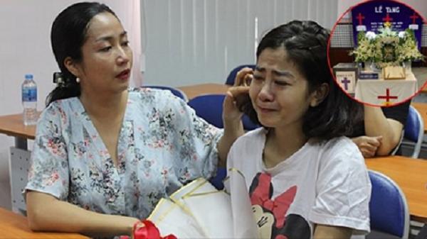 Ốc Thanh Vân cầu xin đừng đến chụp hình, quay clip đám tang Mai Phương