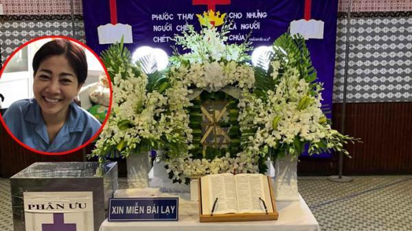 Đám tang của Mai Phương: Gia đình giữ kín địa điểm, miễn nhang đèn