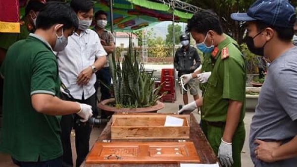 Sự thật vụ nhà sư và nữ phật tử bị giết trong chùa ở Bình Thuận