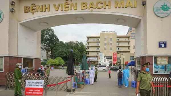 Thêm 3 ca mắc COVID-19, tiếp tục là nhân viên Công ty Trường Sinh, Việt Nam có 207 ca