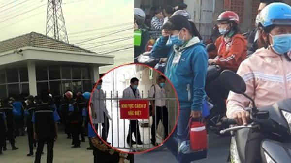 Chuyên gia Hàn Quốc làm việc ở Bình Dương về nước thì phát hiện mắc Covid-19, công ty 800 công nhân tạm ngưng hoạt động