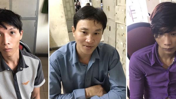 Đồng Nai: Đề nghị truy tố băng trộm xe liên tỉnh
