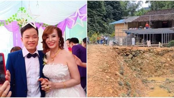 Khoe nhà to đùng mới xây, cô dâu 62 tuổi để lộ ngôi nhà cũ kỹ của bố mẹ chồng