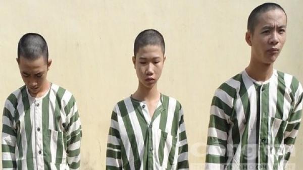 Công an Xuân Lộc bắt nhóm thanh niên dùng dao khống chế, gây ra 20 vụ cướp táo tợn