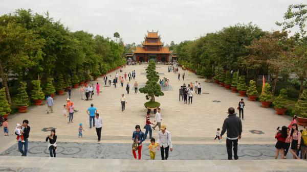 Đồng Tháp: Khu du lịch văn hóa Phương Nam chính thức mở cửa đón du khách