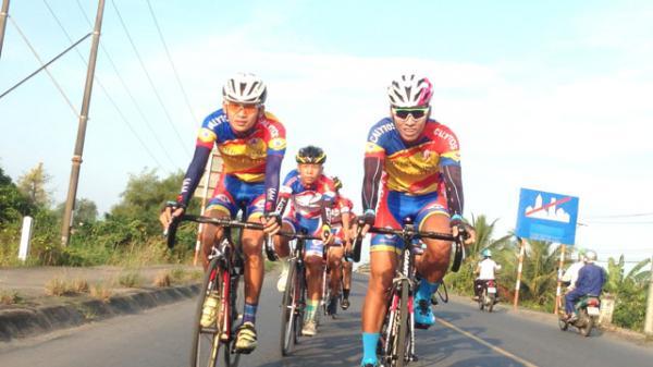 Xe đạp Đồng Tháp đại diện Việt Nam dự UCI U23 Nations Cup 2018