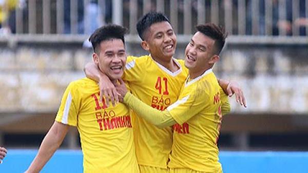 Hà Nội và Đồng Tháp ghi tên vào bán kết giải U19 quốc gia 2018