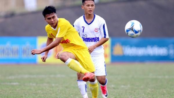 Đồng Tháp gặp lại Hà Nội ở trận chung kết U19 Quốc gia