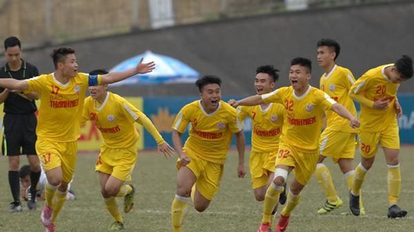 Chiều nay, xác định nhà vô địch U19 Quốc gia: Hà Nội tái ngộ Đồng Tháp