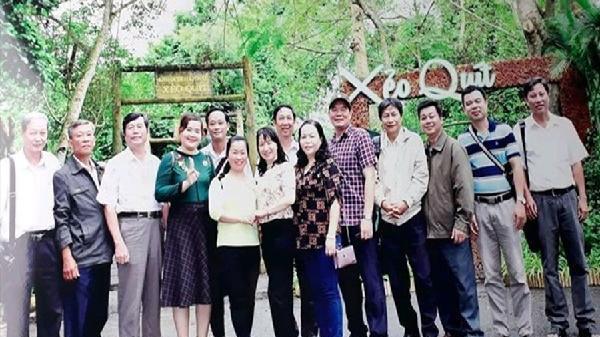 CĐ Giáo dục tỉnh Đồng Tháp tổ chức về nguồn, sinh hoạt chuyên đề 2018