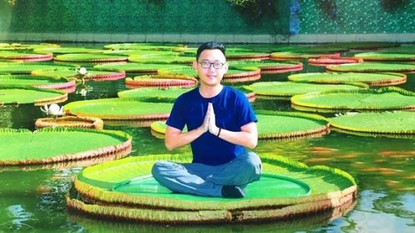Về Đồng Tháp thăm chùa Lá Sen - điểm đến HOT nhất miền Tây mùa nước nổi