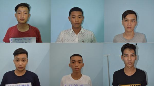 Miền Tây: Nhóm 6 thanh niên hiếp dâm tập thể, ghi hình hai thiếu nữ say rượu