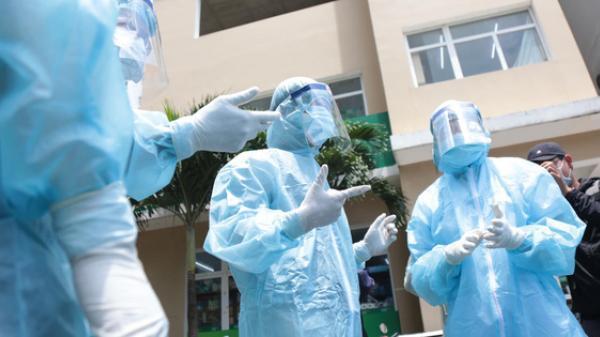 Hà Nội ghi nhận ca dương tính SARS-CoV-2 sống ở Vinhomes Ocean Park Gia Lâm