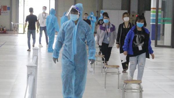 Giám đốc Hosiden sống ở Cầu Giấy dương tính SARS-CoV-2 từng đi du lịch Phú Quốc, đi ăn ở Keangnam..., ít nhất 14 F1