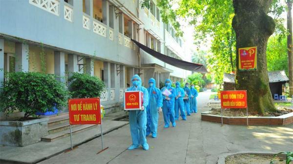 Bầu cử QH và HĐND: Ngày bầu cử đặc biệt tại Bắc Ninh