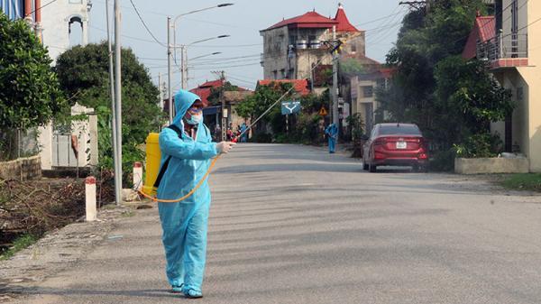 Bắc Ninh cách ly thêm 4 tuyến phố