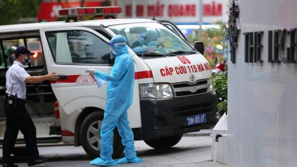 Hà Nội: Thêm một chung cư ở quận Thanh Xuân bị phong tỏa vì có ca mắc COVID-19
