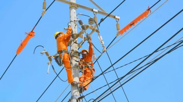 THÔNG BÁO: Lịch cúp điện Cần Thơ ngày 25/5 trên toàn địa bàn TP, quận, huyện