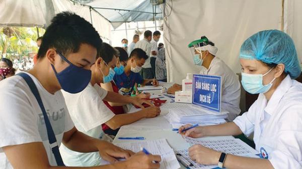 Từ ngày 25/5, người dân các tỉnh về Hà Nội phải khai báo y tế trong vòng 24 giờ